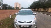 Cần bán lại xe Hyundai i20 đời 2012, màu bạc, nhập khẩu nguyên chiếc chính chủ