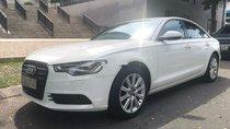 Cần bán xe Audi A6 đời 2012, màu trắng, máy êm
