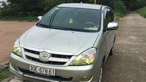 Cần tiền bán xe Toyota Innova G sản xuất 2007, màu vàng cát