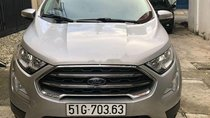 Chính chủ bán Ford EcoSport Titanium đời 2018, màu bạc