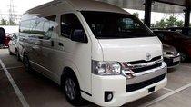 Bán Toyota Hiace đời 2019, màu trắng, nhập khẩu, mới 100%