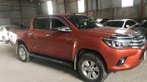 Chính chủ bán Toyota Hilux 2016, màu đỏ, nhập khẩu, số tự động 2 cầu