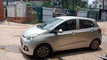 Gia đình bán Hyundai Grand i10 sản xuất 2014, màu bạc