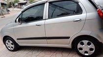Cần bán lại xe Chevrolet Spark sản xuất 2011, màu bạc