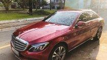 Chính chủ bán Mercedes C250 Exclusive đời 2017, màu đỏ