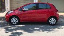 Cần bán lại xe Toyota Yaris AT đời 2011, màu đỏ, nhập khẩu Thái Lan xe gia đình