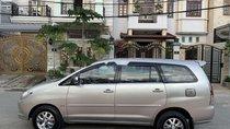 Bán Toyota Innova G đời 2007, màu bạc, mua mới một chủ