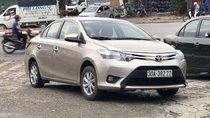 Cần bán xe Toyota Vios MT 2014 giá cạnh tranh