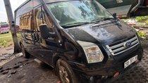 Bán Ford Transit 2014 nâng cấp thành Limousine 10 chỗ BKS 29B