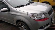 Bán Chevrolet Aveo LT năm sản xuất 2018, màu bạc giá cạnh tranh
