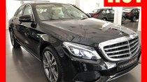 Bán xe Mercedes C250 màu đen, nội thất kem, đăng kí 2019 mới chính hãng