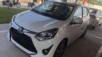Toyota Wigo 1.2 MT, màu trắng, nhập khẩu nguyên chiếc, hỗ trợ vay 80%, thanh toán 110tr nhận ngay xe