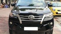 Toyota Fortuner 2.4G máy dầu, màu đen, sản xuất 2017 nhập Thái Lan