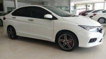Bán Honda City 1.5CVT 2018, màu trắng, biển SG, giá chỉ 540tr