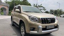 Cần bán Toyota Prado TXL đời 2011, màu vàng, xe nhập