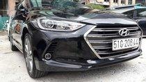 Bán xe Hyundai Elantra đời 2016, màu đen, 595 triệu