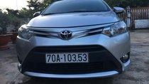 Bán Toyota Vios E MT sản xuất năm 2016, màu bạc
