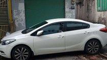 Cần bán Kia K3 sản xuất 2014, màu trắng, chính chủ