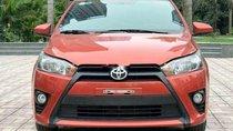 Bán Toyota Yaris E năm 2014, màu đỏ, xe nhập