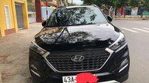 Bán Hyundai Tucson 2018, màu đen xe gia đình