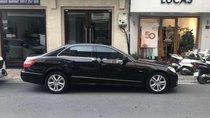 Bán Mercedes E250 năm sản xuất 2012, màu đen, nhập khẩu nguyên chiếc