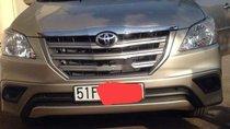 Cần bán Toyota Innova sản xuất năm 2015 chính chủ, giá 550tr