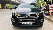 Bán Hyundai Tucson 2.0AT đời 2017, màu đen