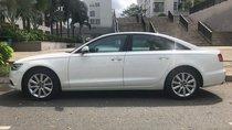 Bán xe Audi A6 AT 3.0 năm 2012, màu trắng, nhập khẩu như mới