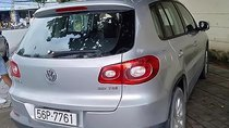 Bán Volkswagen Tiguan 2.0AT 2010, màu bạc, nhập khẩu