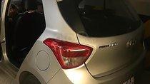 Bán Hyundai Grand i10 1.0AT 2015, màu bạc, xe nhập