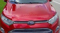 Bán Ford EcoSport Titanium 1.5L AT năm 2016, màu đỏ, số tự động
