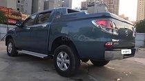 Bán Mazda BT 50 năm 2014, màu xanh, xe nhập