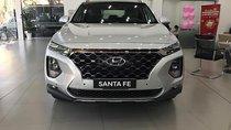 Bán xe Hyundai Santa Fe Premium 2.2L HTRAC đời 2019, màu trắng