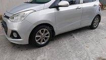 Bán Hyundai Grand i10 1.0MT 2015, màu bạc, nhập khẩu, số sàn