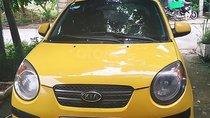 Bán Kia Morning EX 1.1MT đời 2009, màu vàng, số sàn