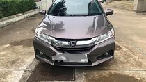 Bán Honda City 1.5AT sản xuất 2016, màu nâu, chính chủ