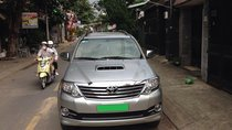 Bán Toyota Fortuner sản xuất 2017