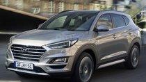 Bán xe Hyundai Tucson 1.6 turbo đời 2019, màu bạc giá cạnh tranh