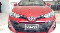 Chỉ 180tr có ngay xe Toyota Yaris 1.5G CVT 2019 với nhiều khuyến mại hấp dẫn. LH 0941115585