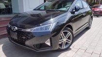 Hyundai Elantra 1.6AT Turbo màu đen, xả hàng giảm 29 triệu tiền mặt+ tặng quà 21tr cực tốt