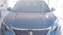 Xe Peugeot 5008 xanh ngọc 2019 - trả trước 419tr giao xe