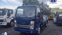 Bán xe tải JAC 1t9 thùng dài 4m3 máy Isuzu - Giá mềm