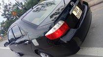 Bán lại xe Toyota Vios 1.5MT đời 2006, màu đen