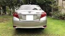 Cần bán Toyota Vios 1.5E sản xuất 2015, màu bạc