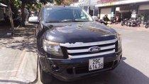 Bán Ford Ranger năm 2014, màu đen, nhập khẩu