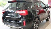 Bán Kia Sorento 2.4 GAT 2019, màu đen giá cạnh tranh