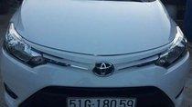 Bán Toyota Vios E năm sản xuất 2018, màu trắng, chính chủ