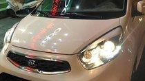 Cần bán Kia Morning Si 1.25 năm 2017, màu trắng, nhập khẩu