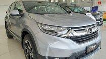 Cần bán Honda CR V năm 2019, màu bạc, nhập khẩu