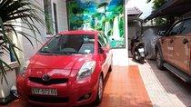 Bán lại xe Toyota Yaris đời 2011, màu đỏ, xe nhập